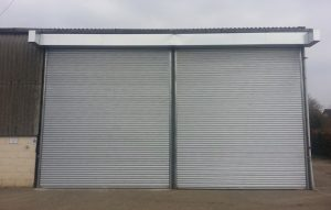 Why Choose a Roller Shutter Door?