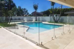 Various Styles of Glass Pool Fencing
